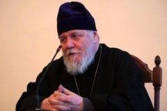 Умер протоиерей Николай Агафонов