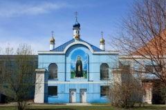 «Для нас это норма – получать развалины и восстанавливать их». 8 храмов, расположенных в необычных зданиях