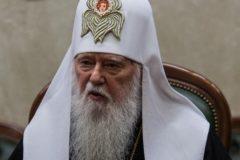 Филарет отмежевался от ПЦУ и создал синод Киевского патриархата