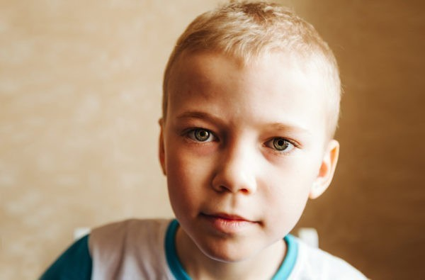 Била по щекам, а сын не просыпался. Аутизм бывает разный – нужен точный диагноз