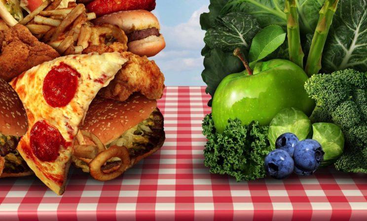 """""""Хочешь жить? Съешь овощи"""". Из-за вредной еды умирает каждый пятый житель планеты"""