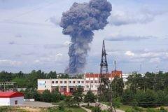 Число пострадавших от взрывов на заводе в Дзержинске выросло до 116