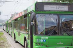 В Красноярске женщина родила в автобусе, роды приняли пассажиры
