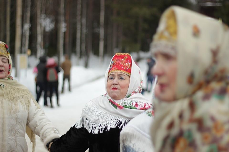 Русские народные песни. Хоровод