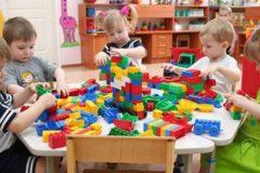 Право на прием в детсад без очереди хотят дать детям из многодетных, малоимущих и неполных семей