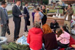 Хабаровские сироты прекратили голодовку — им выделили места в общежитии