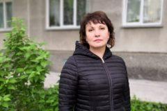 Жительница Новосибирска спасла ребенка и потушила пожар в квартире