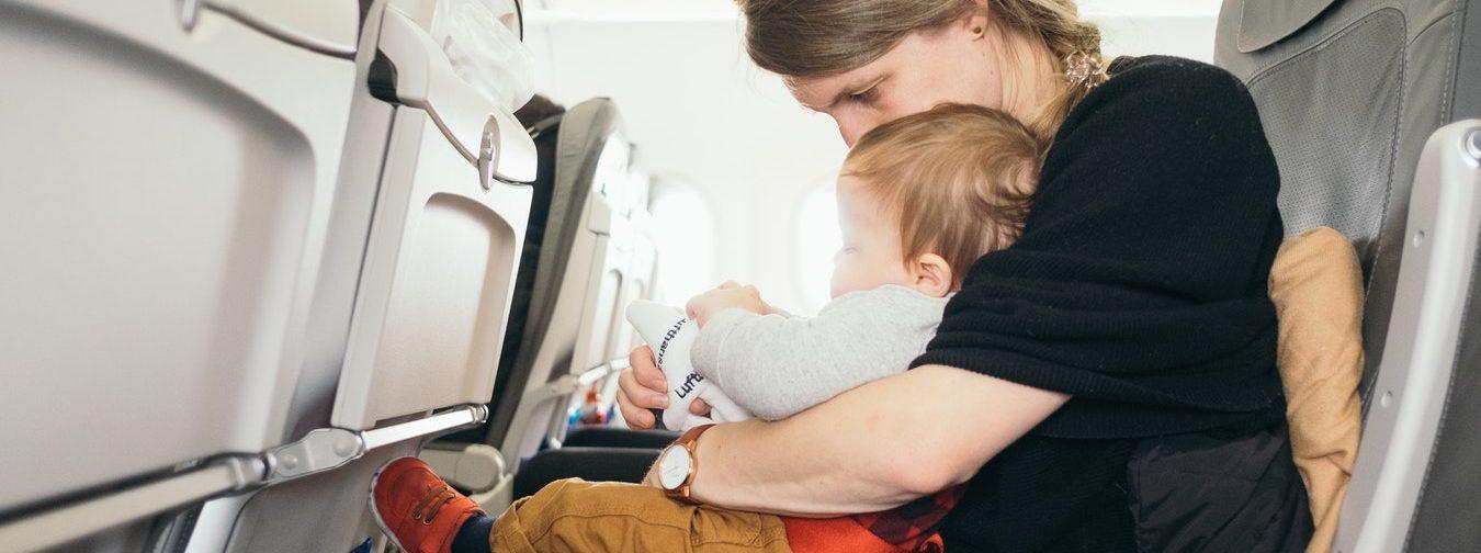«В самолет с горшком можно?» 5 вопросов о путешествии с детьми