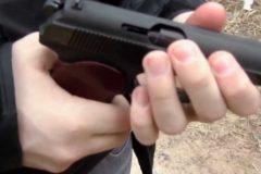 На Сахалине местный житель с пистолетом попытался ограбить храм, но не смог
