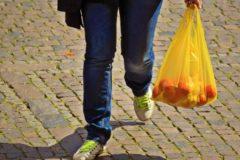 Большинство россиян готовы частично или полностью отказаться от пластиковых пакетов