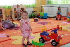 В России не нашлось места в яслях для 120 тысяч детей