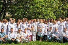 Врачи московской больницы № 52 выступили в защиту Элины Сушкевич