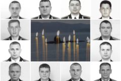 Трагедия в Баренцевом море. Запомним их такими