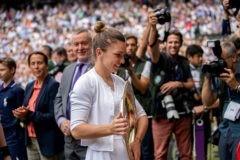 """Теннисистка Симона Халеп: """"Я всегда мысленно обращаюсь к Богородице"""""""