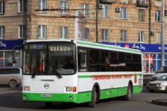 В Новокузнецке ищут водителя, который высадил из автобуса потерявшегося мальчика
