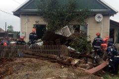 В Иркутской области ушел в отставку мэр, спасавший свой дом во время паводка