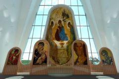 Проект московского храма со стеклянной стеной победил на международном конкурсе религиозной архитектуры