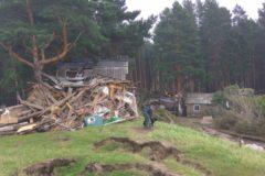 Число попавших в больницы из-за паводка в Иркутской области превысило 700 человек