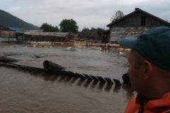 Церковь организовала центр помощи пострадавшим от наводнения в Иркутской области