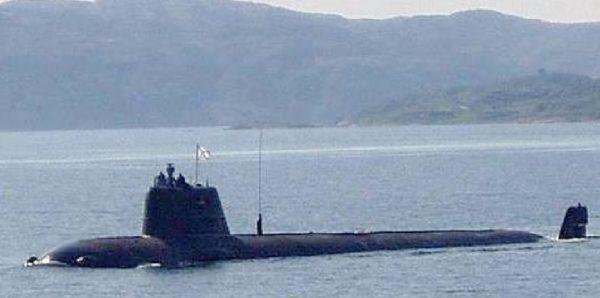 Кремль не будет раскрывать, на каком подводном судне произошел пожар