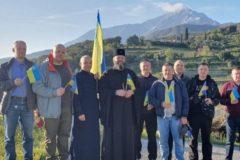 Афон обратился в МИД Греции из-за поступка делегации Православной церкви Украины на Святой Горе