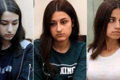 Сестрам Хачатурян продлили меру пресечения на три месяца