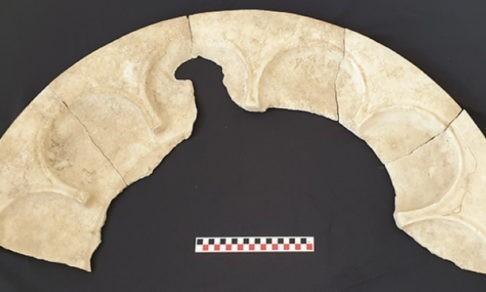 Археологи нашли купель и алтарный стол одного из древнейших христианских храмов в России