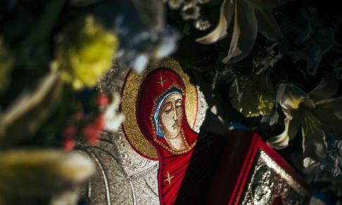 Богородица не умерла, а уснула. Но Жизнь ни на секунду не засыпает