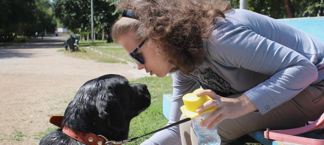 «На экзаменах моя собака храпела под столом». Как незрячая абитуриентка шокировала преподавателей университета