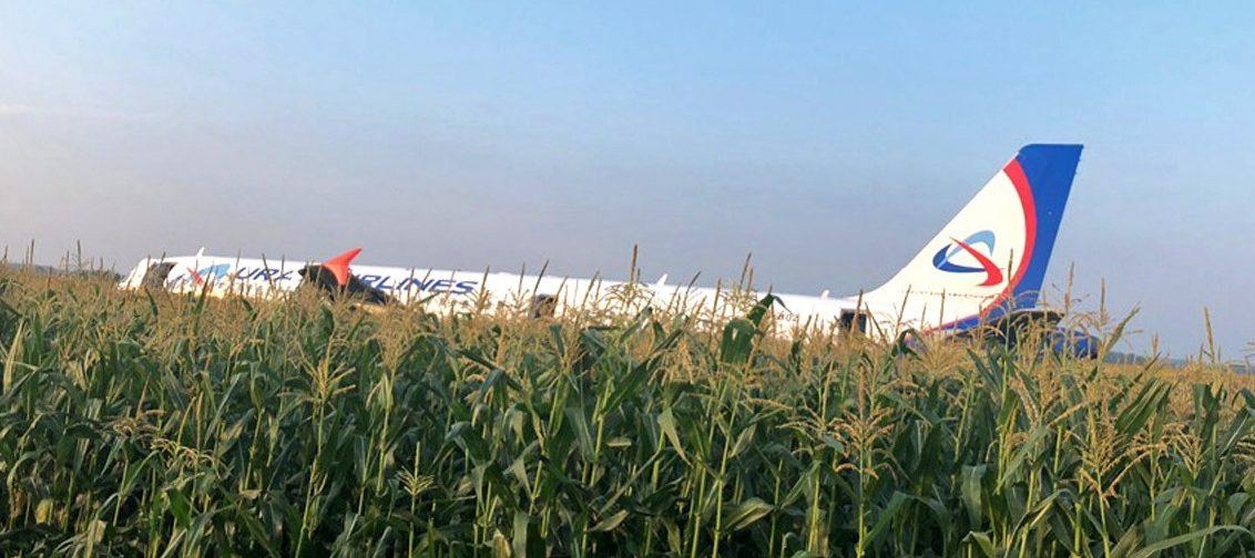 «Пилот взял на себя ответственность за 234 жизни». Военный летчик — об аварийной посадке рейса «Москва-Симферополь»