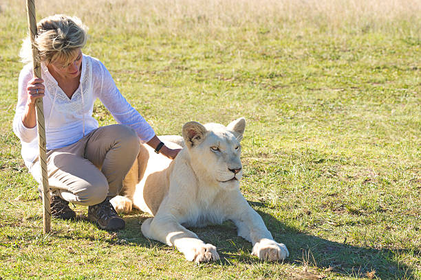 Она спасала львов и ловила браконьеров. Три истории о людях, которые поверили в себя