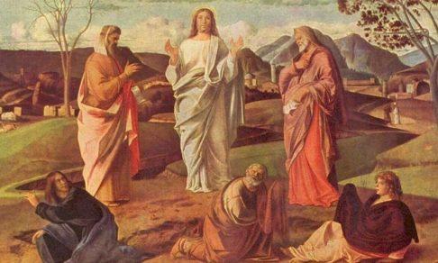 Преображение. Встреча двух Заветов и детектив на Фаворе
