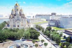 Меценаты вернули в собственность Екатеринбурга сквер, где планировали построить храм