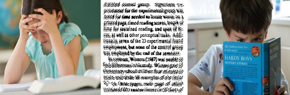 дислексия - что делать?