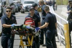 В США за выходные произошло три нападения со стрельбой