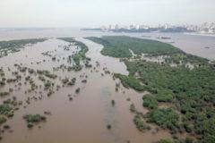 Паводок подтопил более 1300 дач под Хабаровском