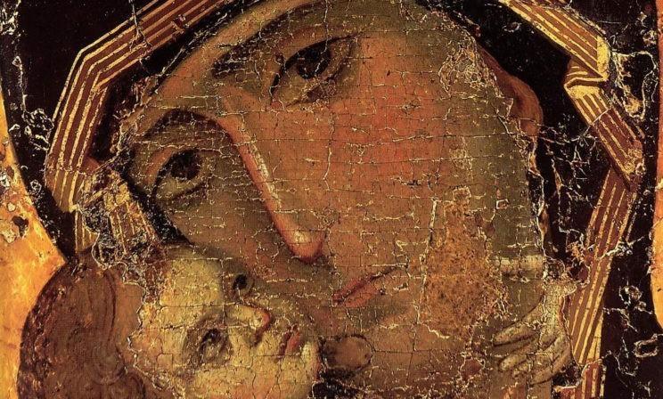 Владимирская икона Божией Матери: история происхождения