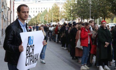 Александр Архангельский: «Никого из клириков ведь не загребли, их письмо - это общественная солидарность»