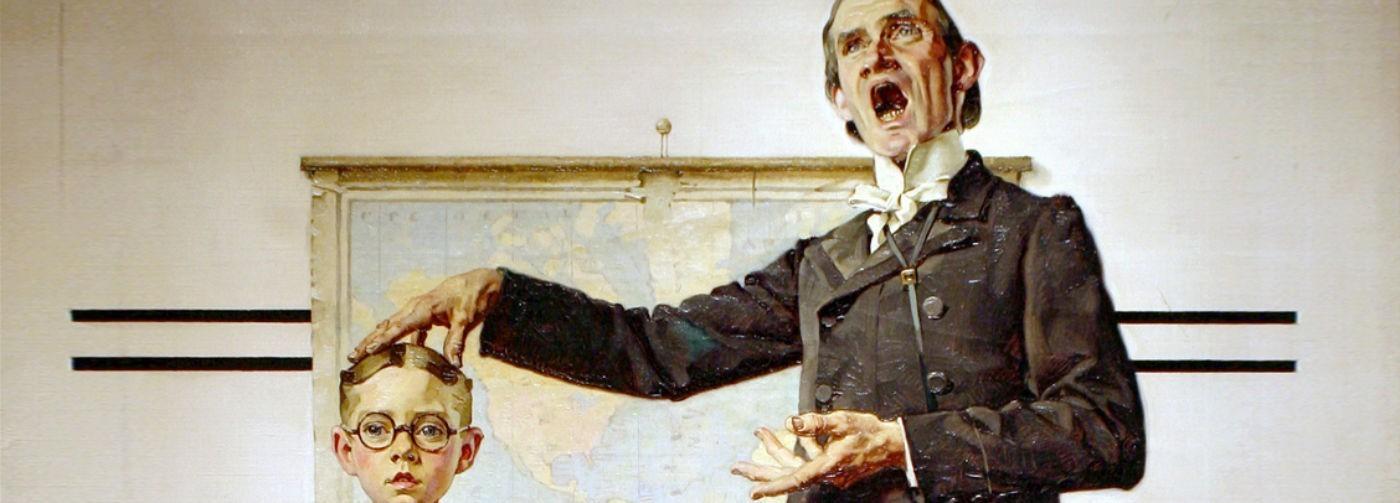 «Учить надо лучше, не будет орать!» Как отличить строгость от насилия и противостоять учителю-тирану