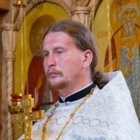 Священник Андрей Мизюк