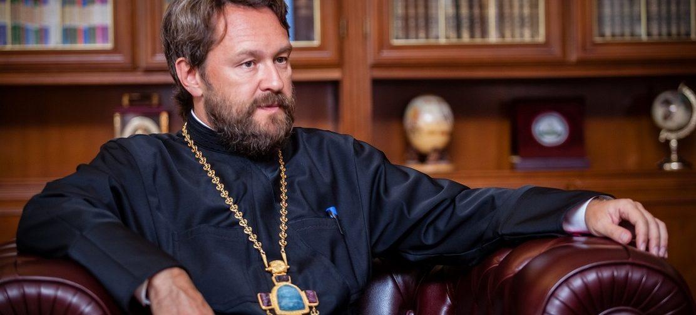 Митрополит Иларион: Каждый священник призван поступать по совести