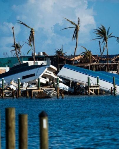 Жизнь после катастрофы. Последствия урагана Дориан на Багамских островах