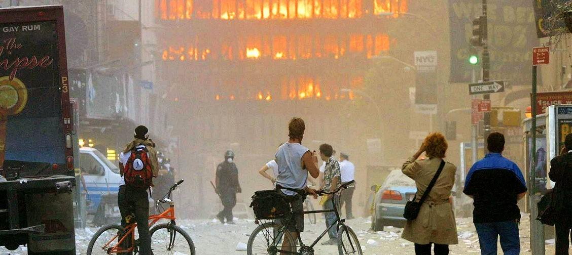 «Люди выпрыгивали из горящих небоскребов». Русские из США – о трагедии 11 сентября 2001 года