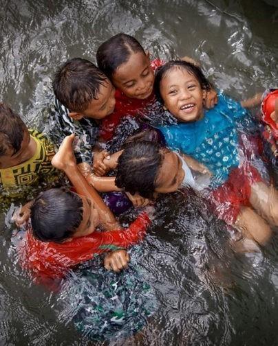Вода для жизни и раздумья аллигатора. Лучшие работы конкурса #Water2019