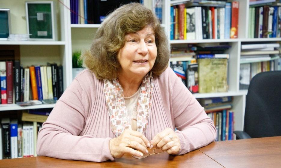 Адвокат Каринна Москаленко - о закрытых заседаниях, безнадежных делах и защите от произвола