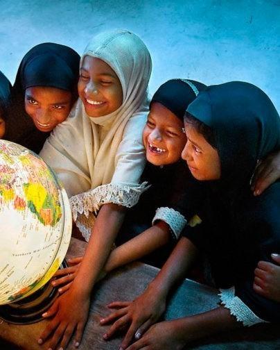 От школьных классов до монастырей. Работы участников конкурса Education 2019 Contest
