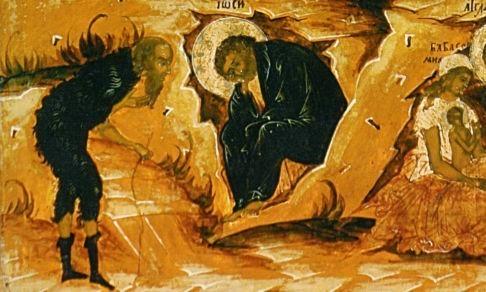 Икона Рождества и старик с «подлым изгибом спины». Почему нам так интересно Средневековье и зачем изучать бесов в иконографии