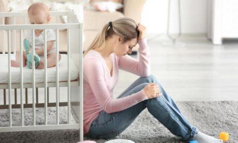 Десять признаков того, что у вас послеродовая депрессия
