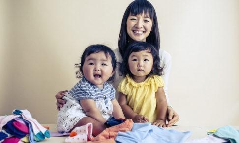 Мари Кондо: «Мои советы по уборке не работают, когда в доме маленькие дети»