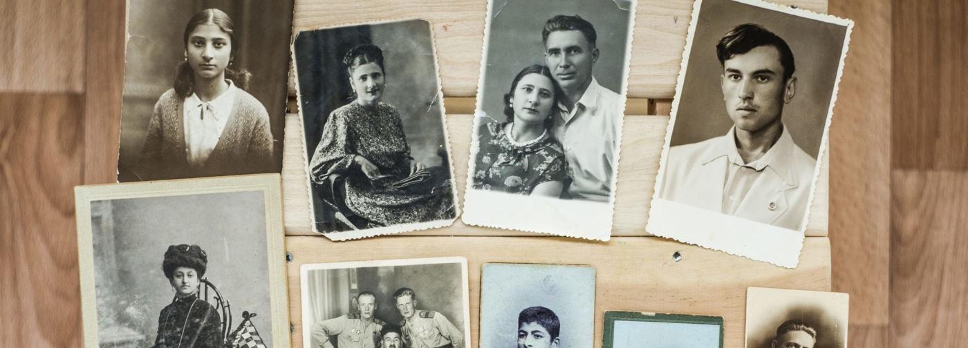 «Мама заказала себе из Китая шелковый зонтик». История одной семьи и эхо тяжелого времени